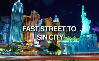 Fast Street to Sin CIty (Las Vegas)